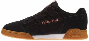 Reebok Workout Plus Black/Digital Pink/White/Gum Men