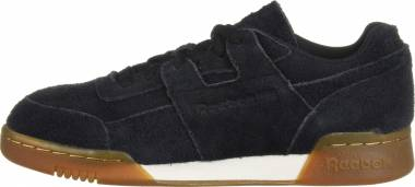Reebok Workout Plus - Suede Black Gum