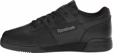 Reebok Workout Plus - Black / Charcoal (T73925)