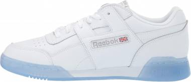 f6a9241e30d Reebok Workout Plus White Carbon Blue Men