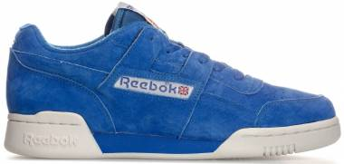Reebok Workout Plus Vintage - Blue (BD3382)