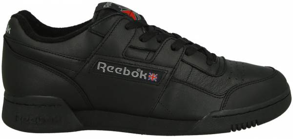 Reebok Workout Plus Vintage Black