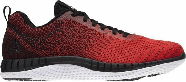 Reebok Print Run Prime Ultraknit Primal Red-Black-White