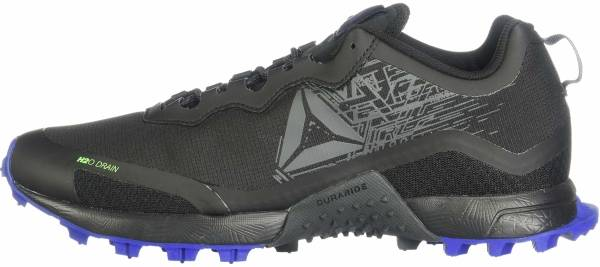 Reebok All Terrain Craze - Black/Grey/Cobalt