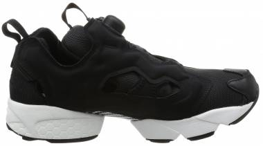 Reebok InstaPump Fury OG  Black White Men