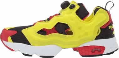 Reebok InstaPump Fury OG  Black/Hypergreen/Red/White Men