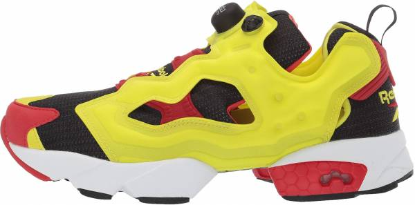Reebok InstaPump Fury OG  - Black/Hypergreen/Red/White 2445