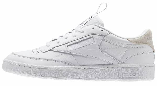 Reebok Club C 85 IT - White/SkullGrey/Black