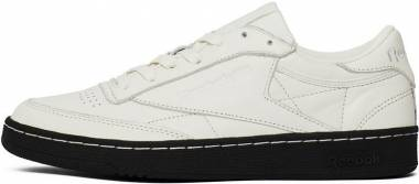 Reebok Club C 85 NP Beige (Chalk/Black) Men
