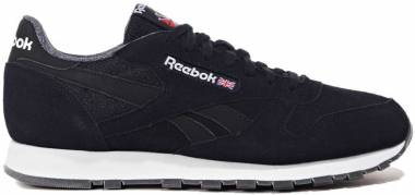 Reebok Classic Leather NM - Schwarz Weiß