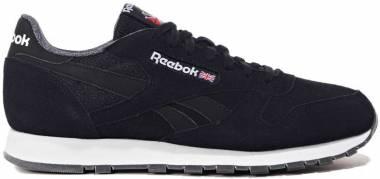 Reebok Classic Leather NM - Black Black White 000 (BS6298)