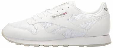 Reebok Classic Leather NM - White/Snowy Grey/Carbon-gum