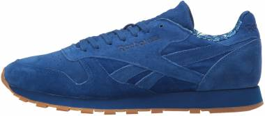 Reebok Classic Leather TDC - Blue Collegiate Royal White Collegiate Royal White