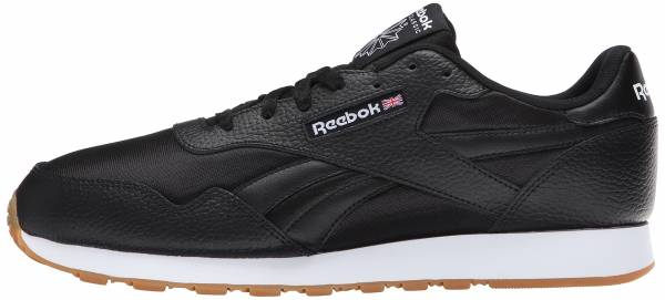 Reebok Royal Nylon Gum - Black