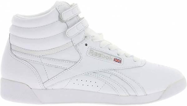 Reebok Freestyle Hi OG Lux - White