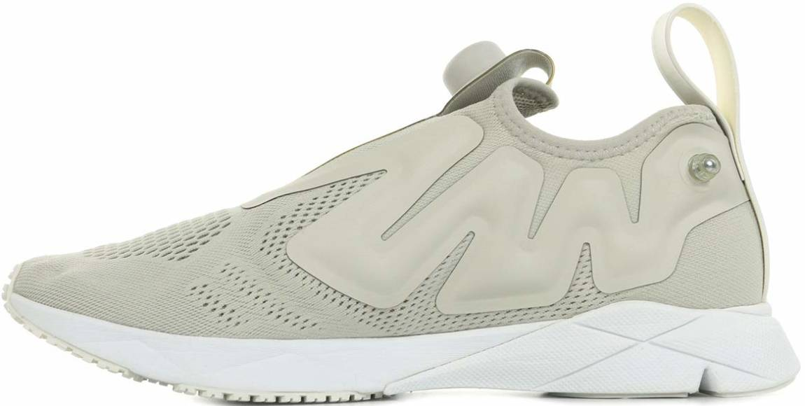 autobiografía recuperar Municipios  Reebok Pump Supreme Engine sneakers in grey (only $70) | RunRepeat