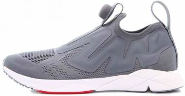 Reebok Pump Supreme Engine - Grey (BS7043)