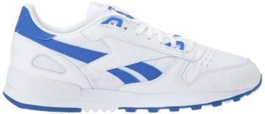 Reebok Classic Leather 2.0 White/Vital Blue Men