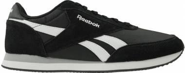 Reebok Royal Classic Jogger 2 - Black / White (V70710)