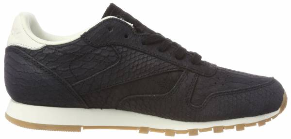 Reebok Classic Leather Clean Exotics Black