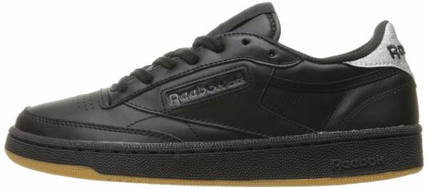 Reebok Club C 85 Diamond - Black