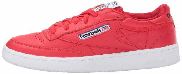 Reebok Club C 85 SO Primal Red/White/Black/Vital Blue/Trnthln Red