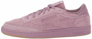 Reebok Club C 85 SG Smoky Orchid/White Gum Men
