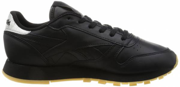 Reebok Classic Leather Met Diamond Black