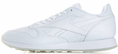 Reebok Classic Leather Solids - White