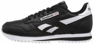 Reebok Classic Leather Ripple Low BP - Black White