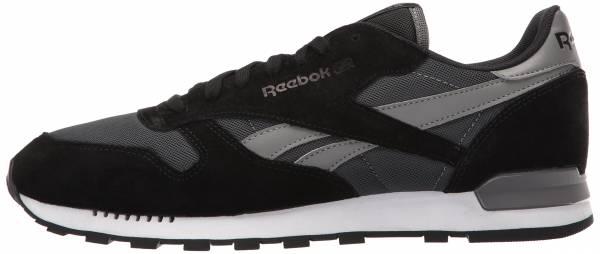 Reebok Classic Leather Clip ELE Schwarz (Gravel/Black/Medium Grey)
