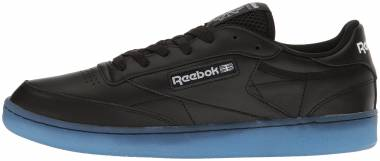 Reebok Club C 85 Ice Black/White-ice Men