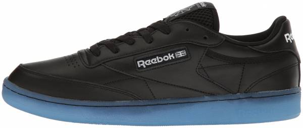 Reebok Club C 85 Ice Black/White-ice