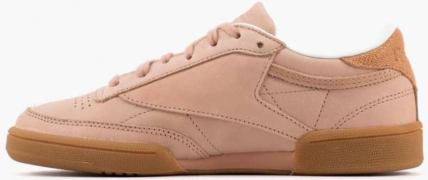 Reebok Club C 85 FBT W shoes pink brown
