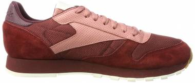 Reebok Classic Leather Urban Descent Pink Men