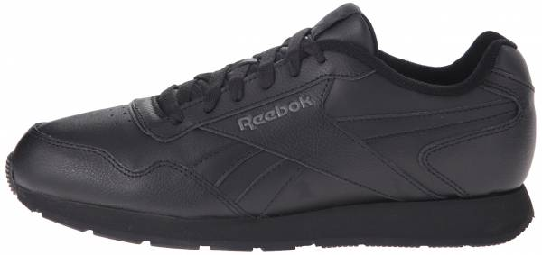 42e46b97e57474 Reebok Royal Glide Black   Dhg Solid Grey   Reebok Royal