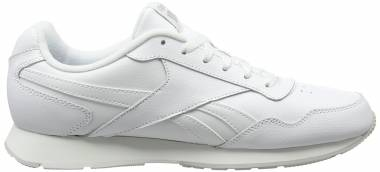 Reebok Royal Glide - White / Steel / Reebok Royal (V53955)