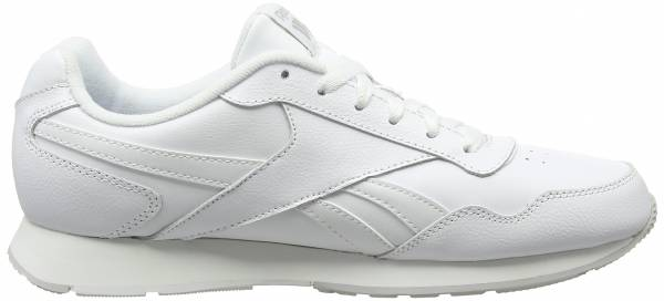 Reebok Royal Glide - White / Steel / Reebok Royal