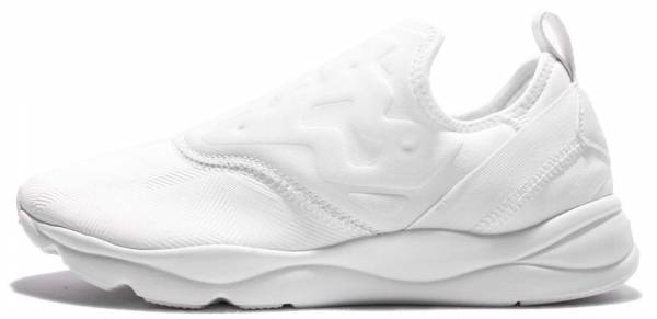 Reebok Furylite Slip-On Arch White/Black