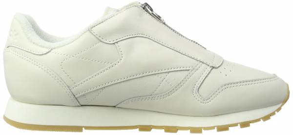 Reebok Classic Leather Zip White