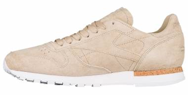 Reebok Classic Leather LST - Oatmeal/Driftwood/White (BD1900)
