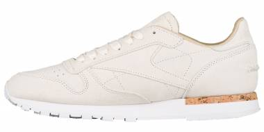 Reebok Classic Leather LST - Classic White/Paperwhite/White