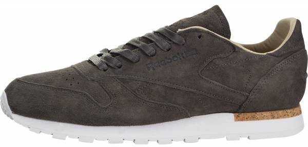 Reebok Classic Leather LST Urban Grey / Stone-white