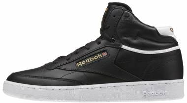 Reebok Club C 85 Mid Noir Men