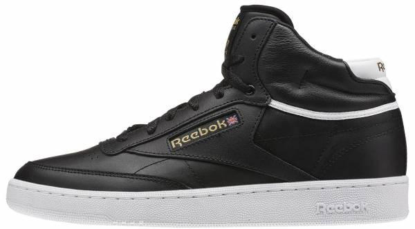 Reebok Club C 85 Mid Noir
