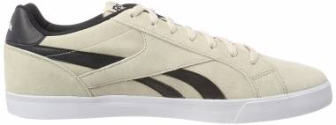 Reebok Royal Complete 2LS - Beige Stucco Black White Stucco Black White (CN3188)