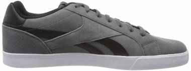 Reebok Royal Complete 2LS - Grey Alloy Black White Alloy Black White (CN4558)
