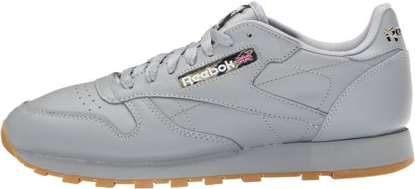Reebok Classic Leather TC - Flat Grey/Black/Warm Olive/Oatmeal/Gum