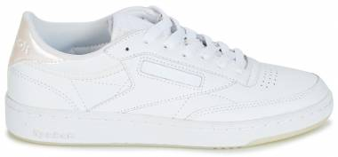 Reebok Club C 85 Leather - White Pearl White White Ice (BS5163)