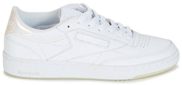 Reebok Club C 85 Leather White